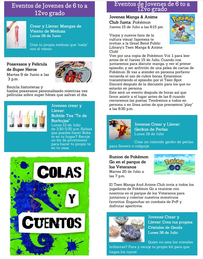 spanish newsletter p.6